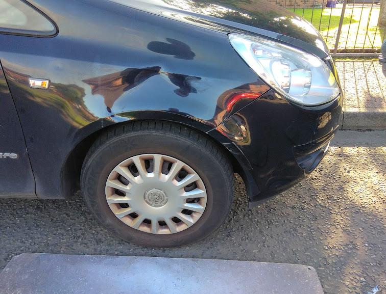 Car dent repairs Glasgow
