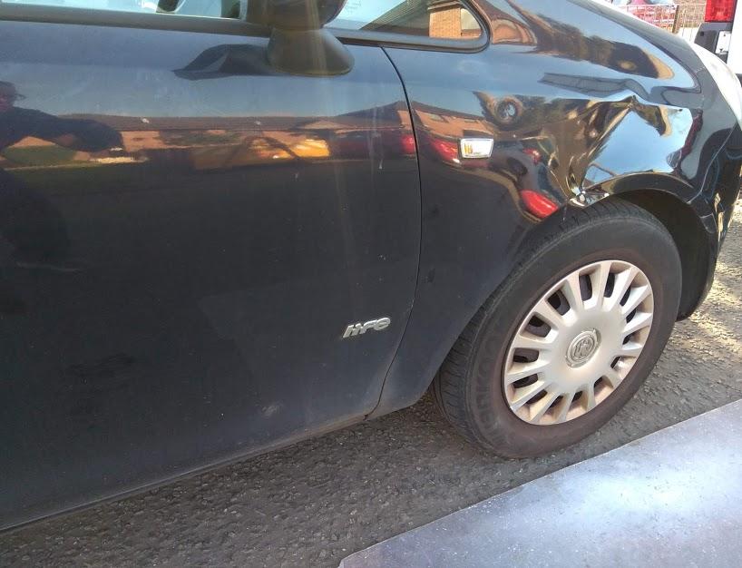 Car paint repairs Glasgow